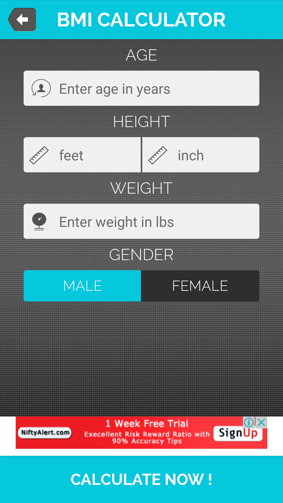 Bmi calculator for android full application with psd by image preivew1eg nvjuhfo Image collections