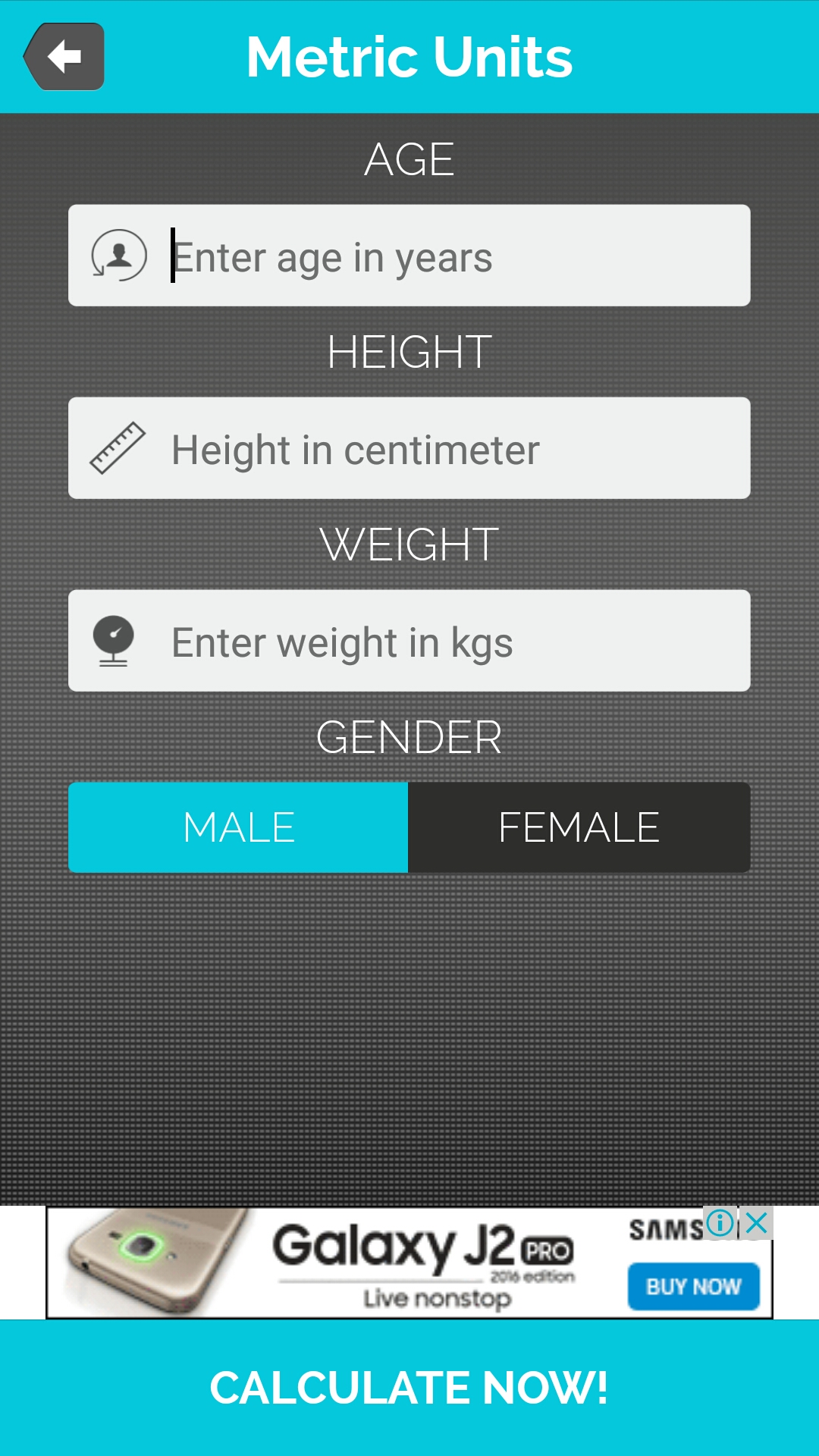 Bmi calculator for android full application with psd by bmi calculator for android full application with psd nvjuhfo Image collections