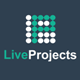 LiveProjects - Open Source Complete Project Management CRM