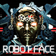 Robot Face VJ Loop Pack (7in1) - VideoHive Item for Sale