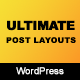Ultimate Post Layout Builder