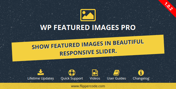 Advanced Featured Images for WordPress - CodeCanyon Item for Sale