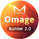 Omaga - Responsive Email + MailBuild Online - ThemeForest Item for Sale