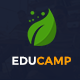 EduCamp - Education & Online Learning HTML Template Nulled