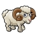 Ram Farm Animals Cartoon Character - GraphicRiver Item for Sale