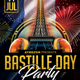Bastille Day Flyer