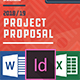 36 Page Full Proposal Package A4 / US Letter - GraphicRiver Item for Sale