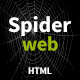 Spiderweb - Responsive Personal Portfolio Template - ThemeForest Item for Sale