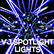 VJ Spotlight Lights (17in1) - VideoHive Item for Sale