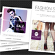 Fashion Postcard Template 5