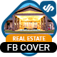 Real Estate Facebook Cover Templates - GraphicRiver Item for Sale
