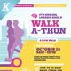 Walkathon Event Flyer Templates - GraphicRiver Item for Sale