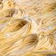 Freshly made Italian spaghetti pasta on a tray - PhotoDune Item for Sale