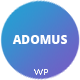 Adomus - Hotel WordPress Theme Nulled