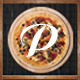 Pizzeria PSD Template Nulled