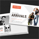 Fashion Postcard Template 6