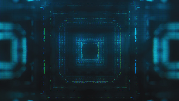 ▴[Nulled]▴ Digital Futuristic Background 2 background broadcast