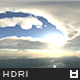 High Resolution Sky HDRi Map 083