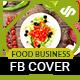 Food Restaurant FB Cover Timeline
