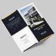 Brochure – Builder Bi-Fold DL - GraphicRiver Item for Sale