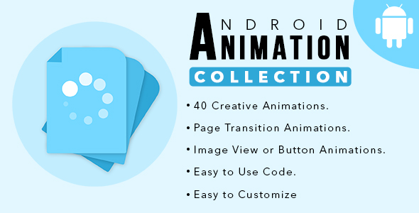 Android Animation Collection