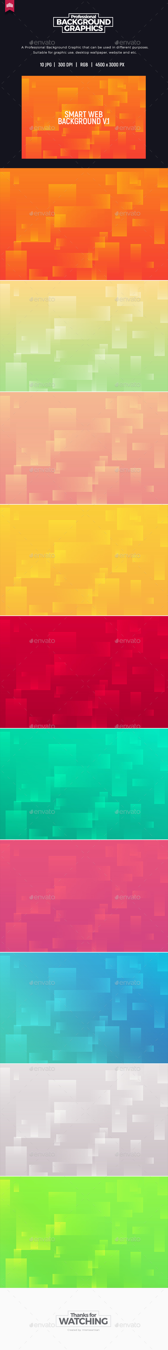 Smart Web V.1 - Background - Abstract Backgrounds