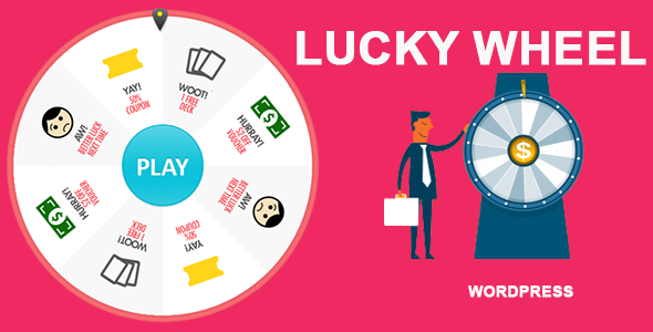 WordPress Lucky Wheel - Wheel Of Fortune - CodeCanyon Item for Sale