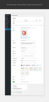 05 monstertv settings modal window mode.  thumbnail