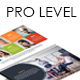 Pro Level Keynote Template - GraphicRiver Item for Sale