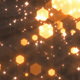 Golden Particles - VideoHive Item for Sale
