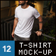 T-Shirt Mock-Up Urban Edition - GraphicRiver Item for Sale