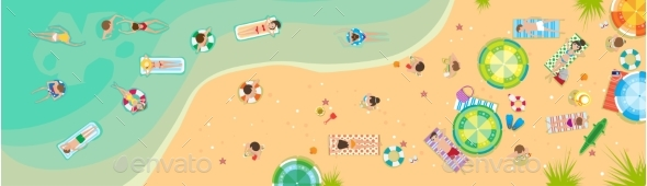 Summer Beach Vacation Seaside Sand Tropical - Landscapes Nature
