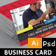 Computer Repair Service Business Card