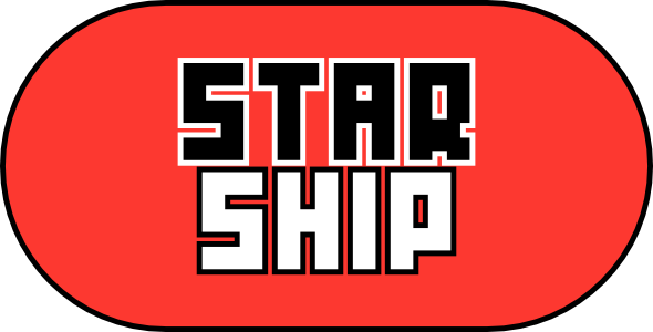 Starship - Html5 Mobile Game - android & ios (Construct 2)