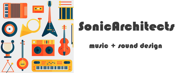 Sonicarchitect homepage