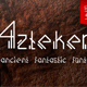 Azteker - Ancient Fantastic Font