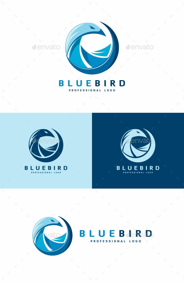 GraphicRiver Bird Logo 20249023
