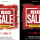 Big Sale Flyer Poster template - GraphicRiver Item for Sale