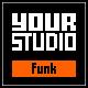 Funk Groove Brass Logo