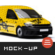 Van Mock up - GraphicRiver Item for Sale