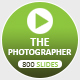 The Photographer Powerpoint Presentation Template - GraphicRiver Item for Sale