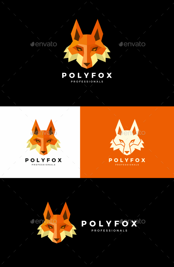 GraphicRiver Fox Logo 20250064