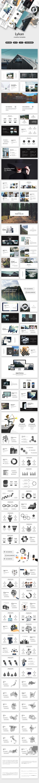 Lykan Creative Powerpoint Template - Creative PowerPoint Templates