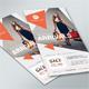 DL Fashion Flyer 03 - GraphicRiver Item for Sale