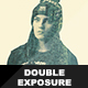 4 Photoshop Action - Double Exposure
