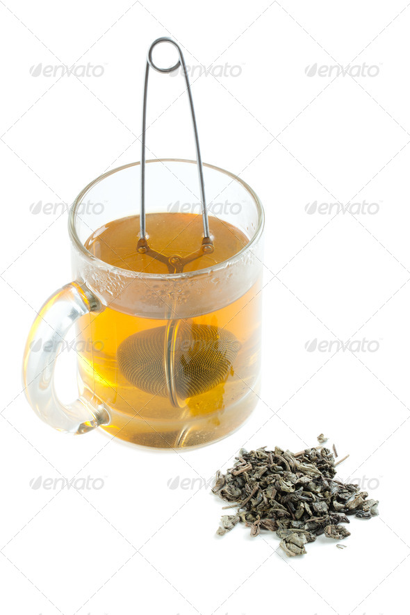 green tea - Stock Photo - Images