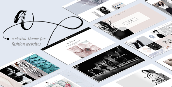 Audrey – A Charming Multipurpose Fashion Theme