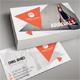Fashion Business Card 10 - GraphicRiver Item for Sale