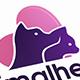 Animal Hearts Logo Design