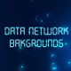 Data Network Backgrounds - VideoHive Item for Sale